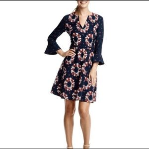 Draper James Wreath Witherspoon dress